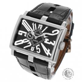 1352P Roger Dubuis TooMuch 18ct White Gold Back