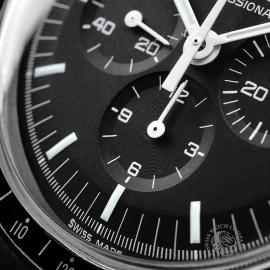 OM21521S Omega Speedmaster Professional Moonwatch Close4