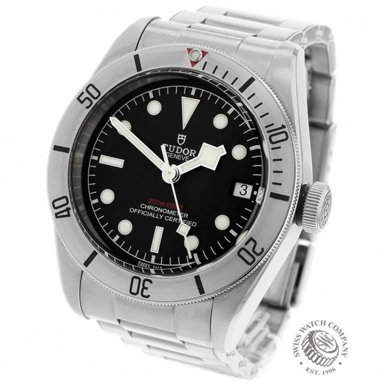 Tudor Heritage Black Bay Steel