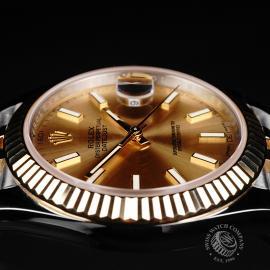 RO22160S Rolex Datejust 41 Close6