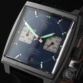 TA21853S Tag Heuer Monaco Calibre 12 Close1