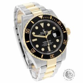 RO22266S Rolex Submariner Date Dial