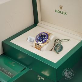 RO22674S Rolex Submariner Date Box