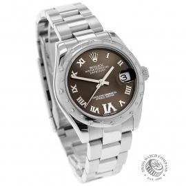 RO22610S Rolex Ladies Datejust Midsize Dial