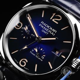 PA1930P Panerai Radiomir 1940 GMT Power Reserve Close2