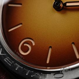 PA21873S Panerai Radiomir 3 Days Acciaio Brevettato Close4 1