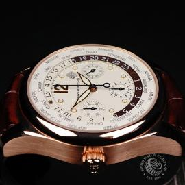 GP22191S Girard Perregaux World Time Chronograph 18ct Close6