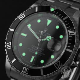 RO22728S Rolex Submariner Date Unworn Close1
