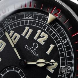 OM21673S Omega Museum Collection 1938 Pilots Watch Close3 1