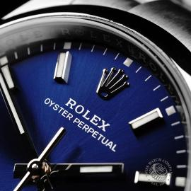 RO22036S Rolex Oyster Perpetual 36 Close3