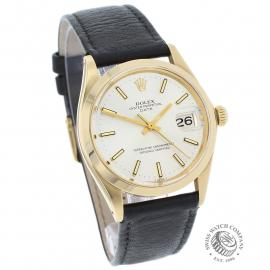RO21812S Rolex Vintage Date 18ct Dial