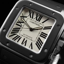 CA21601S Cartier Santos 100 Close4 1