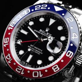 RO21787S Rolex GMT-Master II BLRO Close2