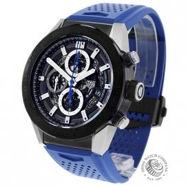 Tag Heuer Calibre HEUER 01 Automatic Chrono (Blue)