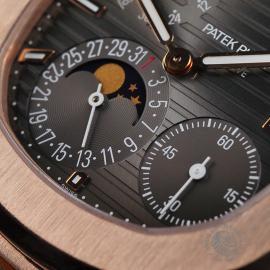 PK22615S Patek Philippe Nautilus Moonphase Close4