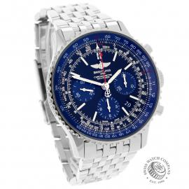 BR22147S Breitling Navitimer 01 Blue Edition Dial