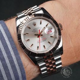 RO22670S Rolex Datejust Turn-O-Graph Wrist 1