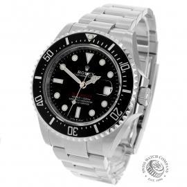 RO22325S Rolex Sea Dweller 50th Anniversary Unworn Back