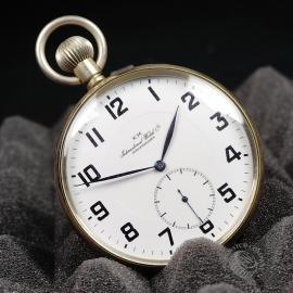 IW844F IWC Vintage 'Kriegsmarine' Pocketwatch Close11