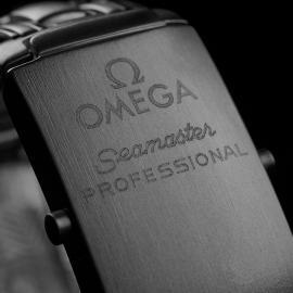 OM22352S Omega Seamaster Professional Titanium Close 10 1