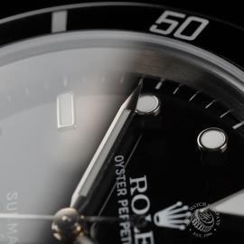 RO22642S Rolex Submariner Date Close5 1