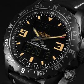 20051S Breitling Chronospace Military Close4 1
