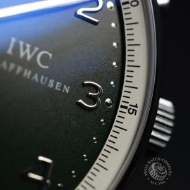 IW18253S IWC Portuguese Chrono Boris Becker Limited Edition Close6
