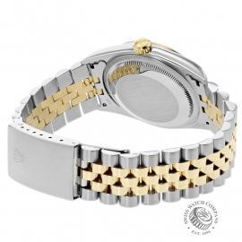 RO22250S Rolex Datejust 36 Back