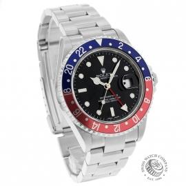 RO21103S Rolex GMT Master II Dial