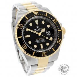 RO22038S Rolex Sea-Dweller Unworn Dial