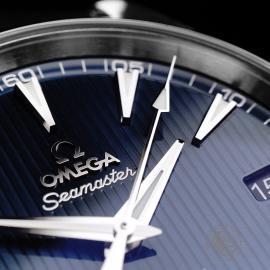 OM21822S Omega Seamaster Aqua Terra Close7