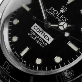 RO1966P Rolex Vintage Submariner 'Comex' Close4
