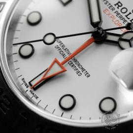 RO22284S Rolex Explorer II Orange Hand Close4