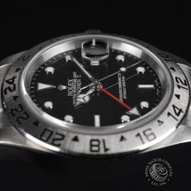 21351S Rolex Explorer II Close3