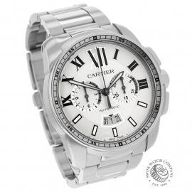 CA22200S Cartier Calibre de Cartier Chronograph Dial