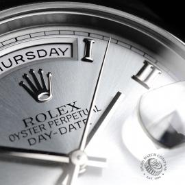 RO21951S Rolex Day-Date Platinum Close5