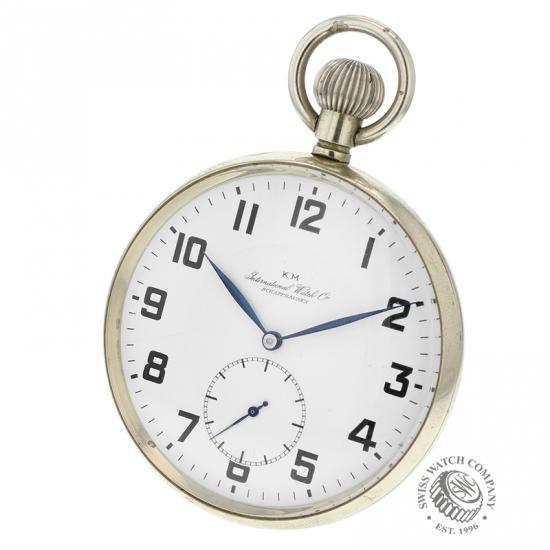 IWC Vintage Kriegsmarine Pocket Watch