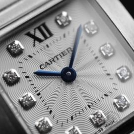 CA21054S Cartier Ladies Tank Francaise Small Model Close7