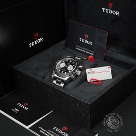 TU22343S Tudor Black Bay Chronograph Unworn Box