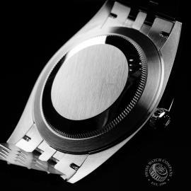 RO22710S Rolex Datejust 41 Unworn Close9 1