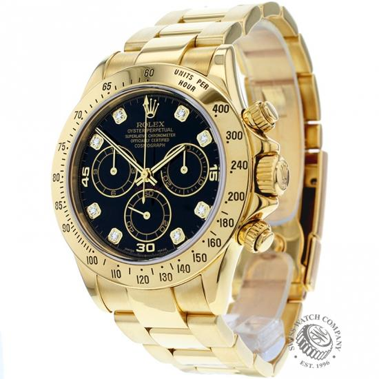 Rolex Daytona 18ct Gold