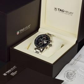 21452S Tag Heuer Carrera Calibre 16 Day-Date Chrono Box