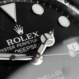 RO22370S Rolex Sea Dweller DEEPSEA MK1 Close5
