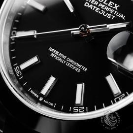 RO22042S Rolex Datejust 41 Close4