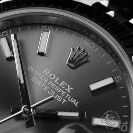 RO22583S Rolex Datejust 41 Unworn Close3 1