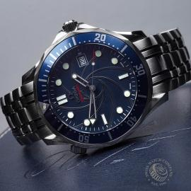 OM21529S Omega Seamaster James Bond 007 Limited Edition Close2