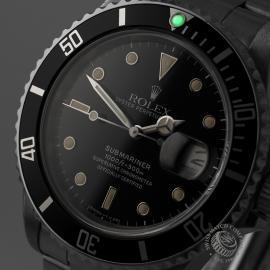 RO21827S Rolex Submariner Date Transitional Close 1