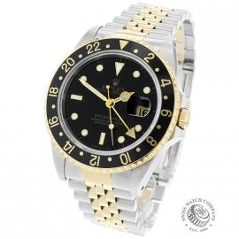RO21330S Rolex GMT Master II Back