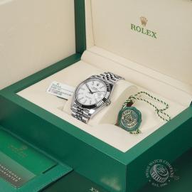 RO22350S Rolex Datejust 41 Unworn Box