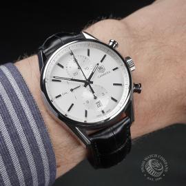 TA22528S Tag Heuer Carrera 1887 Chronograph Wrist